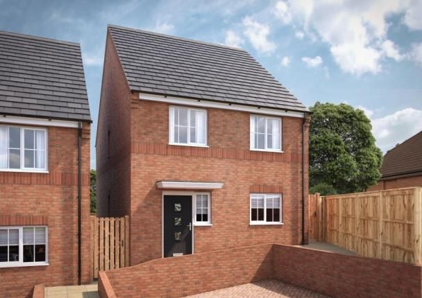 Thumbnail Detached house for sale in Moorbrooke, 4 Silverbirch Close, Hartshill, Nuneaton