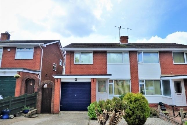Thumbnail Semi-detached house to rent in Wembury Drive, Torquay