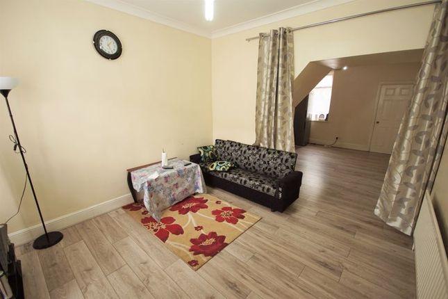 Open Plan Living Room1