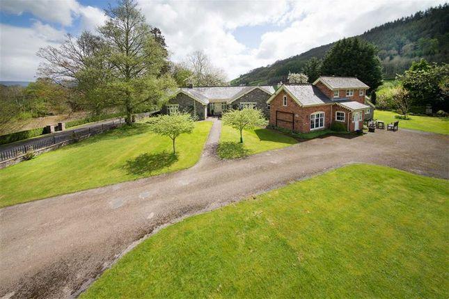 Thumbnail Property for sale in Llyswen, Brecon, Powys