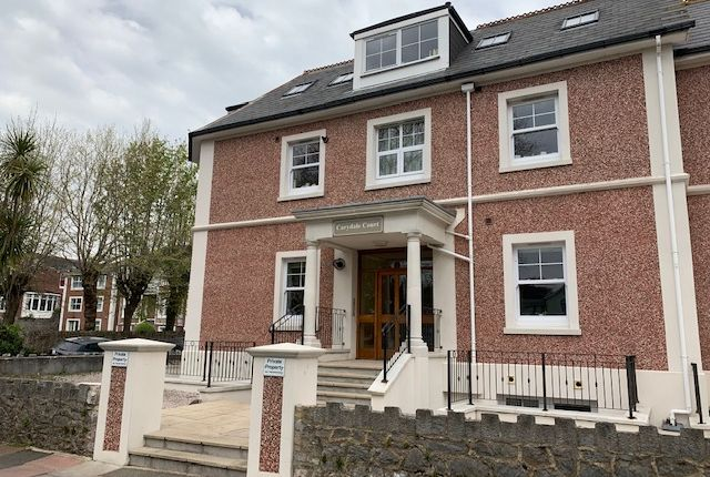 Thumbnail Flat to rent in Cary Dale Court, St Albans Road, Torquay, Devon