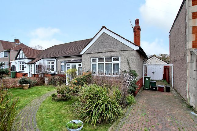 Thumbnail Bungalow for sale in Ramillies Road, Sidcup, Kent