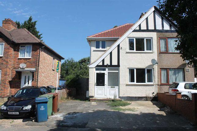 Thumbnail Semi-detached house to rent in Long Elmes, Harrow