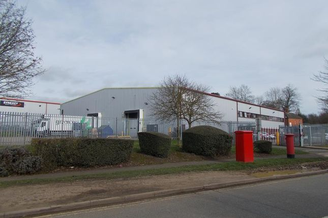 Thumbnail Warehouse to let in 4 Ravens Way, Crow Lane Industrial Estate, Northampton