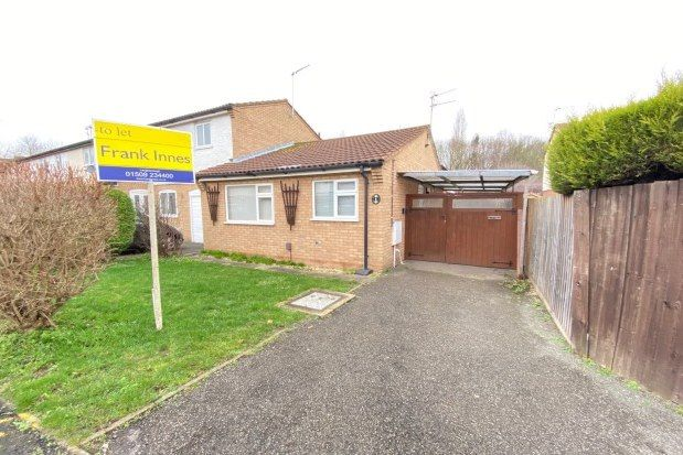 Thumbnail Bungalow to rent in Belmont Way, Loughborough