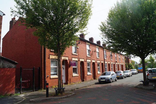 Thumbnail Terraced house to rent in Balmoral Street, Gorton