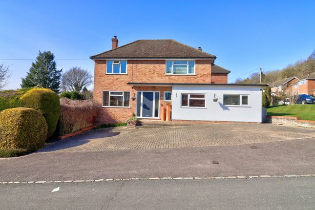 Thumbnail Detached house for sale in Friars Gardens, Hughenden Valley, High Wycombe, Buckinghamshire