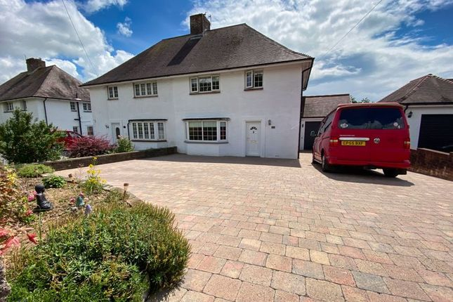4 bed semi-detached house for sale in 68 Coychurch Road, Bridgend CF31