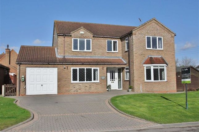 Thumbnail Property for sale in North End, Goxhill, Barrow-Upon-Humber