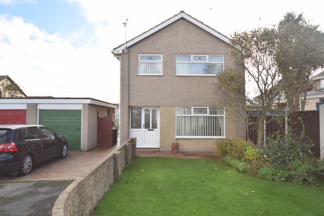Thumbnail Detached house for sale in Castle View, Walney, Cumbria