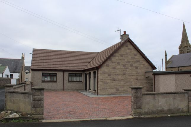 Thumbnail Detached bungalow for sale in Farquhars Lane, Buckie