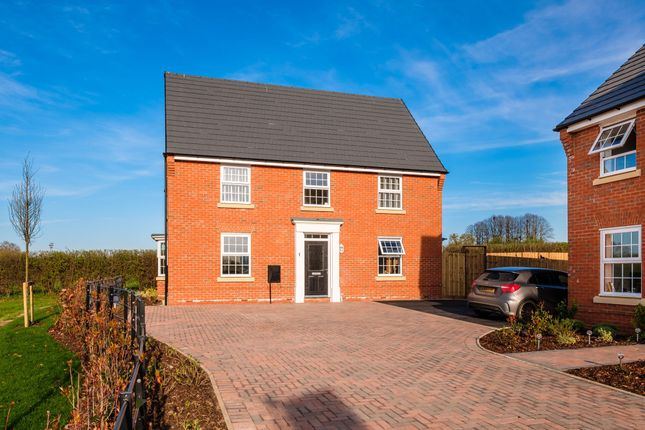 """Thumbnail Detached house for sale in """"Hadley"""" at Rush Lane, Market Drayton"""