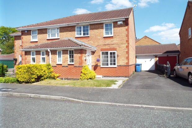 Thumbnail Property to rent in Shorwell Close, Great Sankey, Warrington