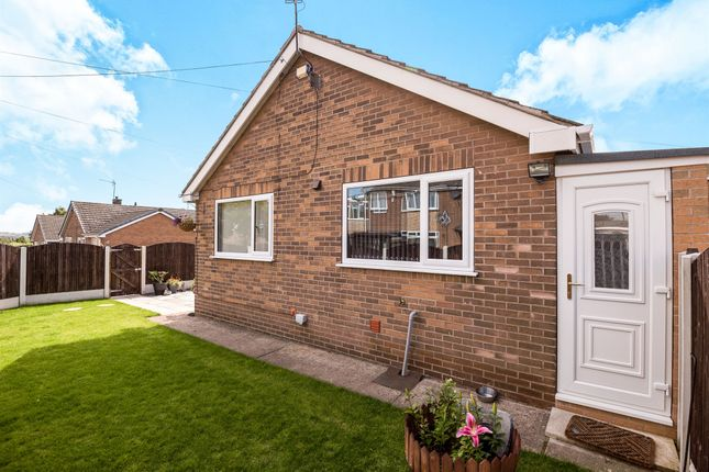 Thumbnail Detached bungalow for sale in Orchard Place, Wath-Upon-Dearne, Rotherham