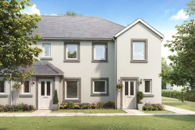 Thumbnail Terraced house for sale in The Lewis, At The Clachan, Newton Of Charleston