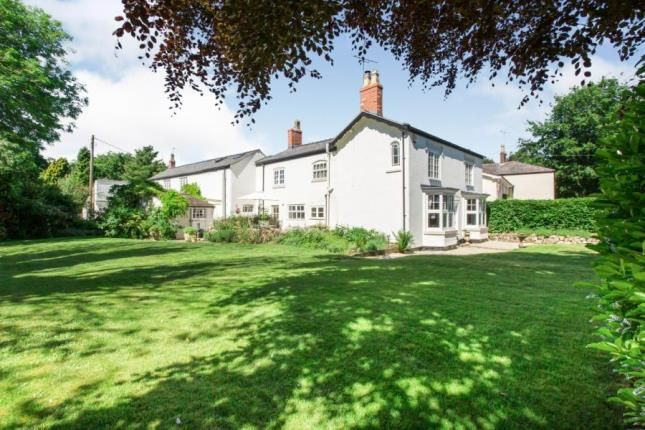 Thumbnail Detached house for sale in Lawton Heath Road, Church Lawton, Stoke-On-Trent, Cheshire