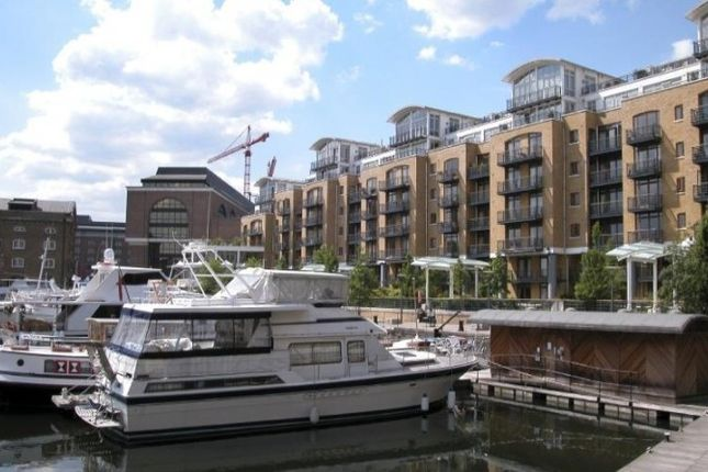Thumbnail Studio to rent in 4 Osprey Court, City Quay, Wapping