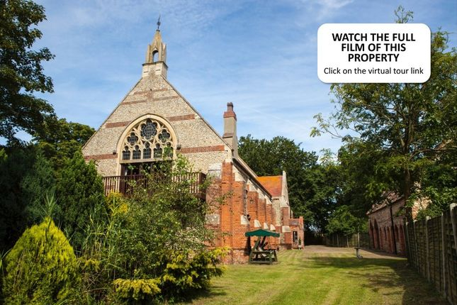 Thumbnail Detached house for sale in County School, North Elmham, Dereham