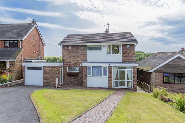 Thumbnail Detached house for sale in Bagnall Road, Light Oaks, Stoke-On-Trent