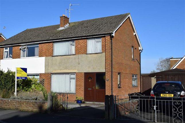 Thumbnail Semi-detached house for sale in Pennine Gardens, Garstang, Preston