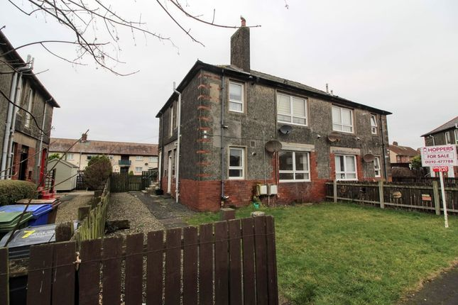 Thumbnail Flat for sale in Seaforth Crescent, Ayr
