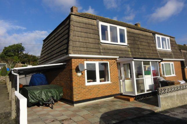 3 bed semi-detached house for sale in Longfields, West Alvington