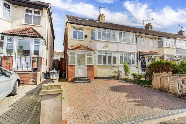 Thumbnail Semi-detached house for sale in Highfield Road, Woodford Green