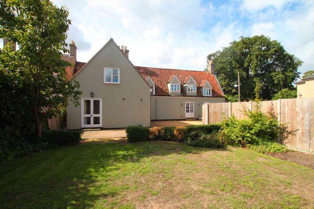 Thumbnail Cottage to rent in Sand Street, Soham