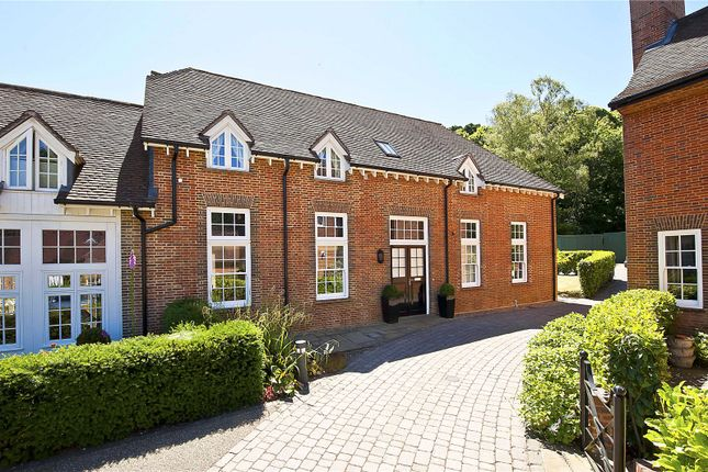 Thumbnail Detached house for sale in Coach House Mews, Whiteley Village, Hersham, Walton-On-Thames