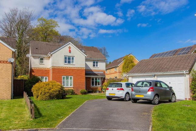 Thumbnail Detached house for sale in Charlock Close, Thornhill, Cardiff