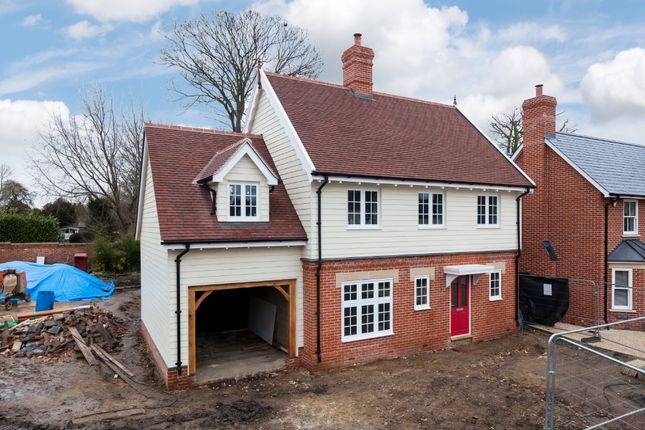 Thumbnail Detached house for sale in Cavendish Road, Clare, Suffolk