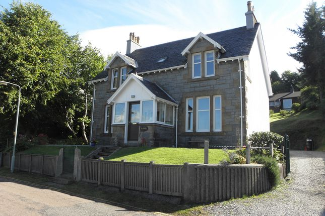 Thumbnail Detached house for sale in Union Road, Fort William