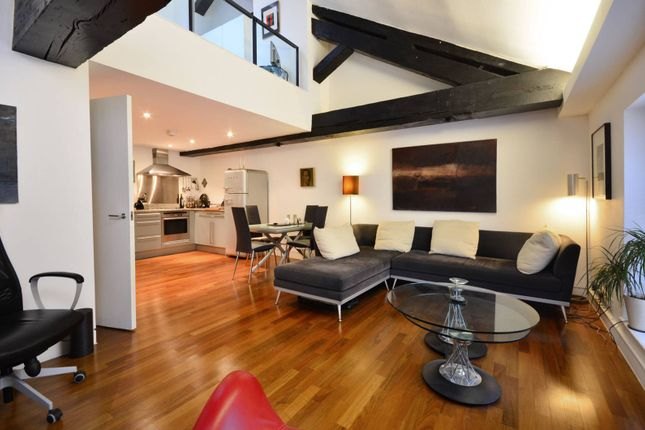 Thumbnail Flat for sale in The Listed Building, Limehouse