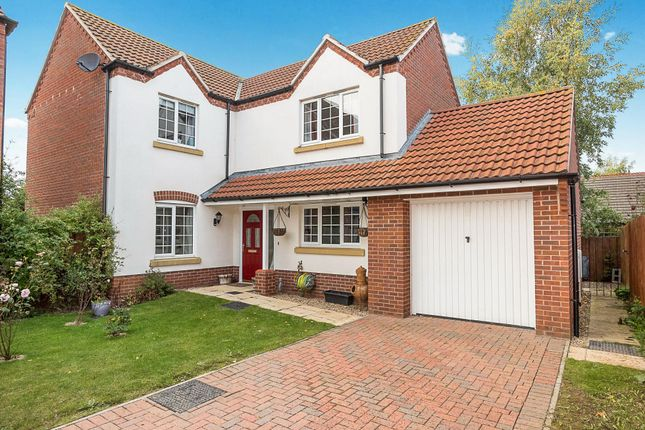 Thumbnail Detached house to rent in Nursery Way, Spalding