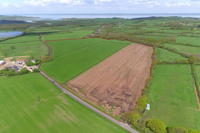 Thumbnail Land for sale in Colemans Lane, Porchfield, Newport