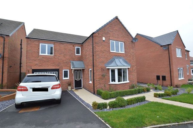 Thumbnail Detached house for sale in Newlove Avenue, St. Helens
