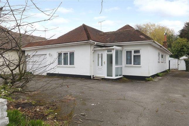 Thumbnail Bungalow for sale in Western Road, Hadleigh