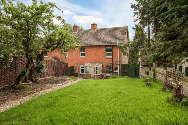 Thumbnail Semi-detached house to rent in Collingbourne Kingston, Marlborough