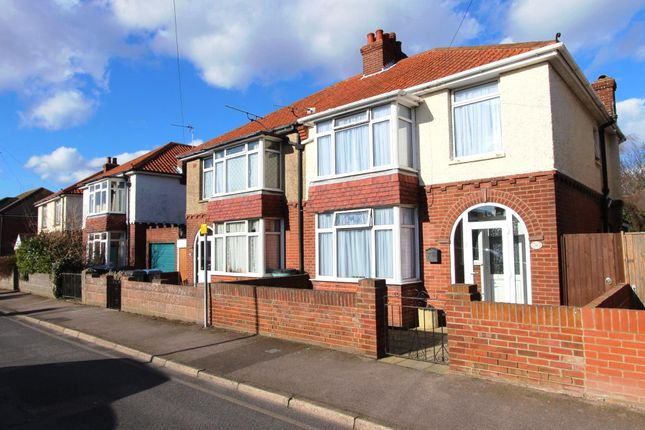 Thumbnail Semi-detached house for sale in Beechwood Avenue, Deal