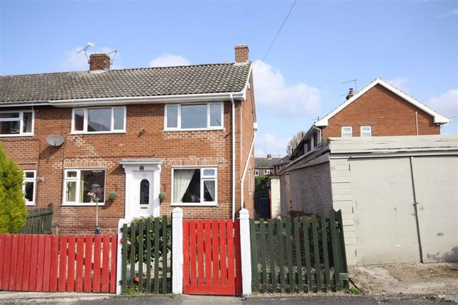 Thumbnail Semi-detached house for sale in Wellington Street, Retford, Nottinghamshire