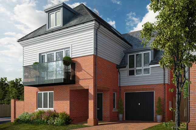 """Thumbnail Detached house for sale in """"The Glengarriff"""" at Avery Hill Road, London"""