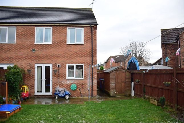 Thumbnail Property to rent in Lakeside Grove, Hull