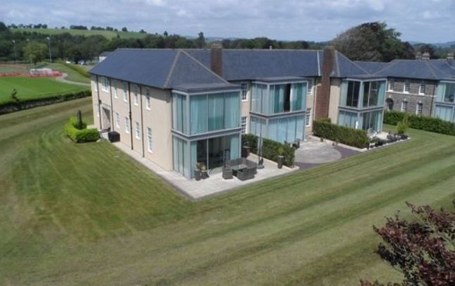 Thumbnail Flat to rent in Talbot House, Hensol Castle Park, Hensol
