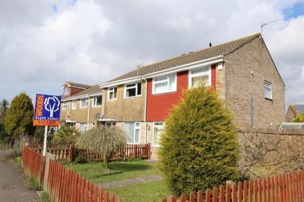 Thumbnail Property to rent in Rushmoor, Clevedon