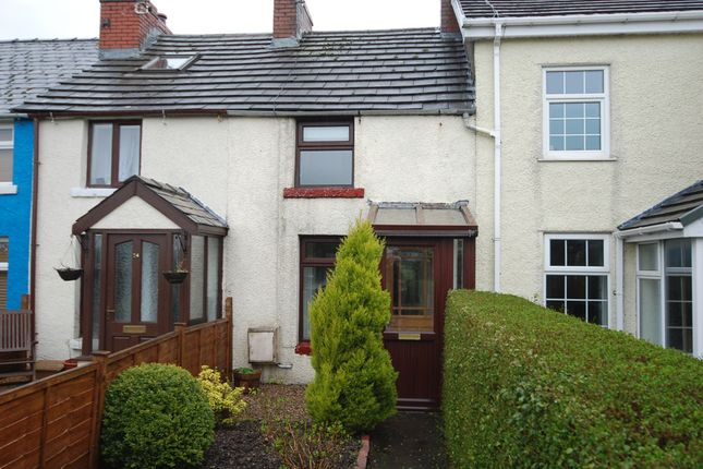 Thumbnail Terraced house for sale in Cross-A-Moor, Swarthmoor, Ulverston, Cumbria