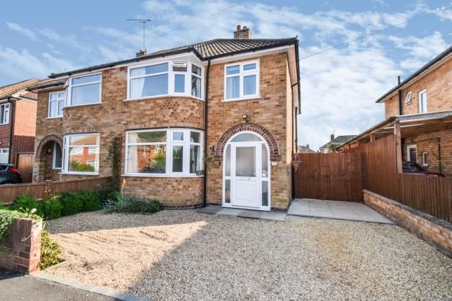 Front of Harrowgate Drive, Birstall, Leicester, Leicestershire LE4