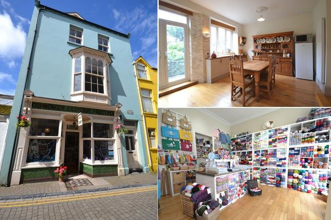 Thumbnail Town house for sale in Lower Frog Street, Tenby