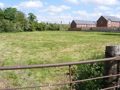 Commercial property for sale in Paddock To The Rear Of, 9 Court Farm Lane, Branston, Burton Upon Trent, Staffordshire