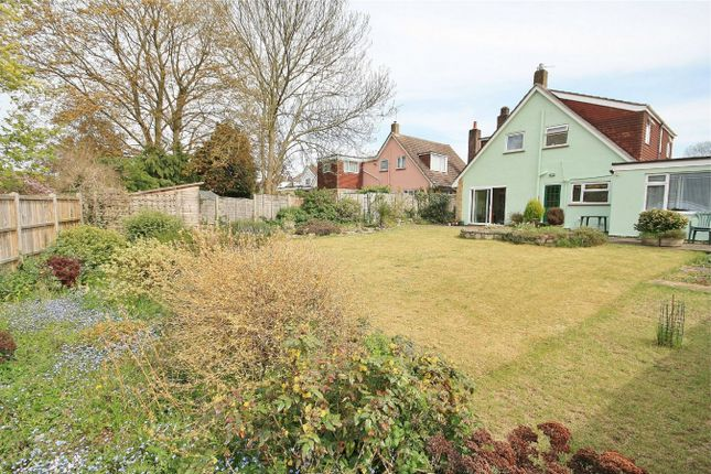 Thumbnail Detached house for sale in Ebbisham Drive, Eaton, Norwich