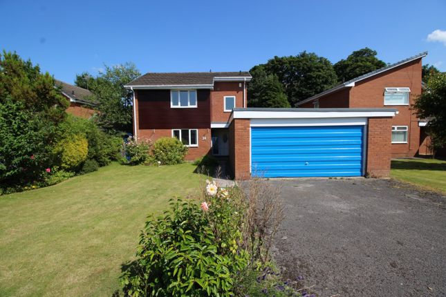 Thumbnail Detached house for sale in Coachmans Drive, Liverpool, Merseyside